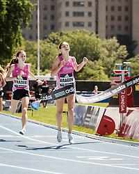adidas Grand Prix Diamond League Track & Field: High School Girls Dream Mile, Christina Aragonadidas Grand Prix Diamond League Track & Field: