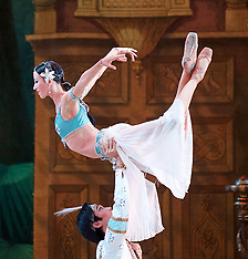 Mariinsky Ballet La Bayadere 10th August 2017