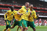 Arsenal v Norwich City 130413