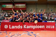 20180509 NED: Alterno - Sliedrecht Sport, Apeldoorn