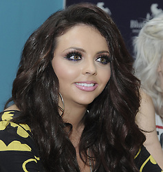 © Licensed to London News Pictures. 30/08/2012.Little Mix book signing at Bluewater shopping complex in Kent.. X-Factor star Jesly Nelson.  Photo credit : Grant Falvey/LNP