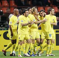 Milano 29/3/2006 Champions league <br /> Inter Villarreal<br /> Foto Andrea Staccioli Graffitipress