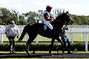 Birkie Queen ridden by Liam Keniry trained by JS Moore - Mandatory by-line: Robbie Stephenson/JMP - 22/07/2020 - HORSE RACING - Bath Racecoure - Bath, England - Bath Races
