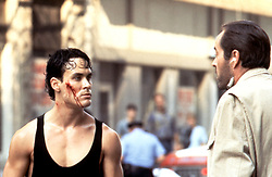 May 15, 2017 - Hollywood, USA - RAPID FIRE (1992)..BRANDON LEE, POWERS BOOTHE..RPF 004..MOVIESTORE COLLECTION LTD..Credit: Moviestore Collection/face to face..- Editorial use only  (Credit Image: © face to face via ZUMA Press)