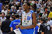 DESCRIZIONE : Beko Legabasket Serie A 2015- 2016 Dinamo Banco di Sardegna Sassari - Olimpia EA7 Emporio Armani Milano<br /> GIOCATORE : Jarvis Varnado<br /> CATEGORIA : Ritratto Esultanza Postgame<br /> SQUADRA : Dinamo Banco di Sardegna Sassari<br /> EVENTO : Beko Legabasket Serie A 2015-2016<br /> GARA : Dinamo Banco di Sardegna Sassari - Olimpia EA7 Emporio Armani Milano<br /> DATA : 04/05/2016<br /> SPORT : Pallacanestro <br /> AUTORE : Agenzia Ciamillo-Castoria/C.AtzoriCastoria/C.Atzori