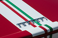 Ferrari F360 Challenge Stradale - Custom Cars & Coffee November 2014