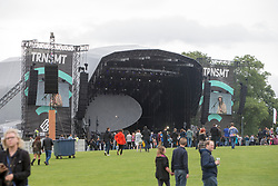 JP Cooper, Opening act on the main stage, Friday at TRNSMT music festival, Glasgow Green.