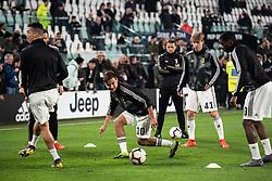 March 8, 2019 - Turin, Piedmont/Turin, Italy - Mario Mandzukic of Juventus during the Seria A Football Match: Juventus vs Udinese. Juventus won 4-1 at Allianz Stadium in Turin 8th march 2019 (Credit Image: © Alberto Gandolfo/Pacific Press via ZUMA Wire)