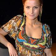 NLD/Amsterdam/20060328 - Modeshow Judith Osborn 2006, Fatima Moreira de Melo