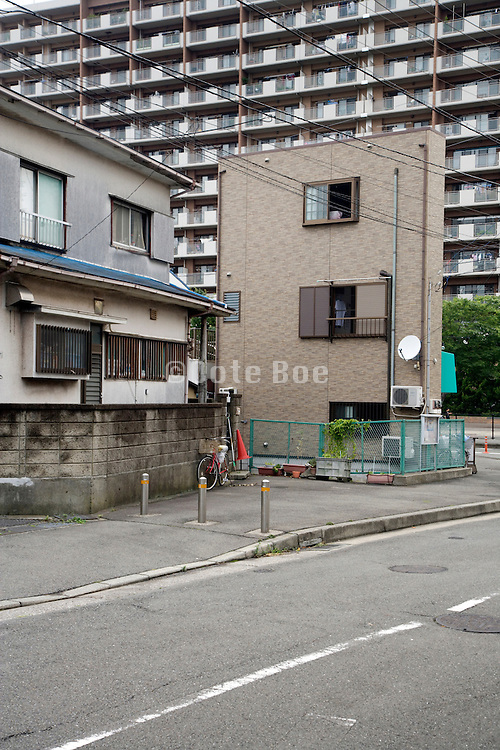 Japan residential housing
