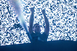 Calvin Harris headlines the Saturday night on the main stage, Saturday 9/6 at T in the Park 2016, Strathallan Castle, Perthshire.