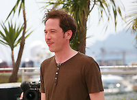 Actor Reda Kateb at the photo call for the film Lost River at the 67th Cannes Film Festival, Tuesday 20th May 2014, Cannes, France.