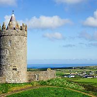 County Clare, Ireland Travel Stock Photos