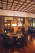 Inside Britsh Consul's residence at the Anantara Chiang Mai Resort & Spa