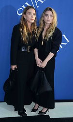 Mary-Kate Olsen and Ashley Olsen at the 2018 CFDA Awards at the Brooklyn Museum in New York City, NY, USA on June 4, 2018. Photo by Dennis Van Tine/ABACAPRESS.COM