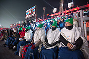 The 2018 Winter Olympic Games Opening Ceremony at Pyeongchang Olympic Stadium  on 9th February 2018 in Pyeongchang, South Korea