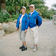 Couple at Gran Canaria, Spain.<br /> Photo by Knut Egil Wang/Moment/INSTITUTE