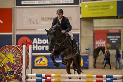 Boon Arno, BEL, Déjà-vu van de Hoge Weide Z<br /> Pavo Hengsten competitie - Oudsbergen 2021<br /> © Hippo Foto - Dirk Caremans<br />  22/02/2021