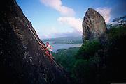 Sokehs Rock, Pohnpei, Federated States of Micronesia, Micronesia<br />