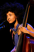Esperanza Spalding at Jazz Alley, First Set 2-5-2010