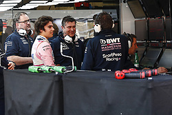 February 28, 2019 - Barcelona, Catalonia, Spain - Lance Stroll Racing Point UK during F1 test celebrated at Circuit of Barcelona 28th February 2019 in Barcelona, Spain. (Credit Image: © Urbanandsport/NurPhoto via ZUMA Press)