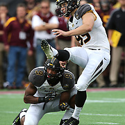 ORLANDO, FL - JANUARY 01: Andrew Baggett #99 of the Missouri Tigers kicks the football during the Buffalo Wild Wings Citrus Bowl against the Minnesota Golden Gophers at the Florida Citrus Bowl on January 1, 2015 in Orlando, Florida. (Photo by Alex Menendez/Getty Images) *** Local Caption *** Andrew Baggett