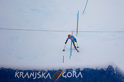 Bendotti Davide of Italy during Slalom race at 2019 World Para Alpine Skiing Championship, on January 23, 2019 in Kranjska Gora, Slovenia. Photo by Matic Ritonja / Sportida