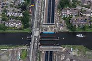 Leeuwarden - Drachtsterweg - aanleg aquaduct