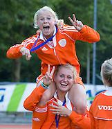 Nederlands Jeugdteams toernooien