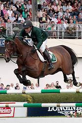 Kerins Darragh (IRL) - Lisona<br /> Dublin Horse Show 2012<br /> © Hippo Foto - Beatrice Scudo