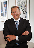 Small business executive portrait