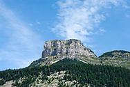 View of Loser from Altaussee, Ausseerland, Salzkammergut, Austria © Rudolf Abraham