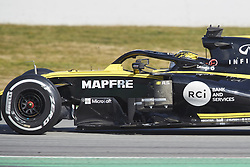 February 18, 2019 - Barcelona, Catalonia, Spain - Nicolas Hülkenberg (Renault F1 Team) during the winter test days at the Circuit de Catalunya in Montmelo (Catalonia), February 18, 2019. (Credit Image: © Fernado Pidal/NurPhoto via ZUMA Press)