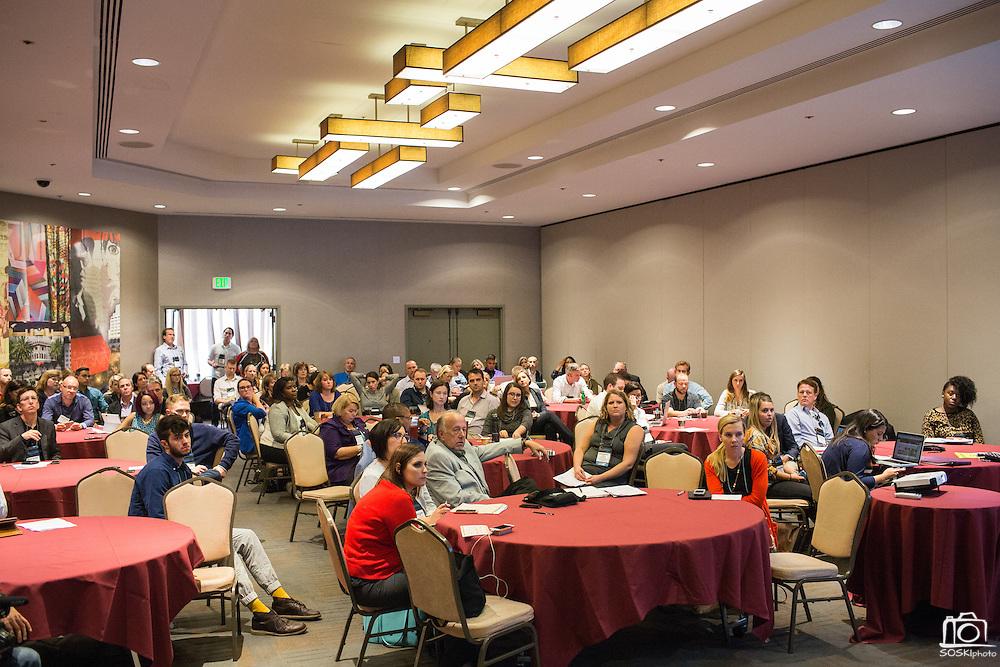 e-Tourism Summit 2015 at Parc 55 San Francisco in San Francisco, California, on October 22, 2015. (Stan Olszewski/SOSKIphoto)