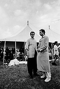 Sting with Peter Gabriel Womad 1996