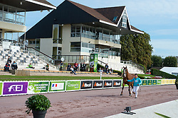 Lee Frawley, (ISV), Rhapsody - Horse Inspection Para Dressage - Alltech FEI World Equestrian Games™ 2014 - Normandy, France.<br /> © Hippo Foto Team - Jon Stroud<br /> 25/06/14