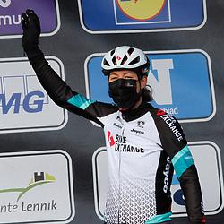 14-04-2021: Wielrennen: Brabantse Pijl women: Overijse: Janneke Ensing