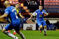 John Rooney. Stockport County 0-0 Solihull. Vanarama National League. 27.10.20