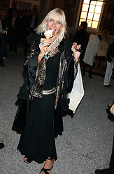 VIRGINIA BATES at a party to celebrate the Stella McCartney's unique collaboration with fashion store H&M at St.Olavs, Tooley Street, London SE1 on 25th October 2005.<br /><br />NON EXCLUSIVE - WORLD RIGHTS
