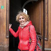 Piccolo Teatro Grassi, Milano, Italia, 9 Aprile 2021. Diana De Marchi, Presidente Commissione Pari Opportunità del Comune di Milano.