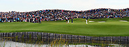 Illustration 11th green during the friday morning fourballs session of Ryder Cup 2018, at Golf National in Saint-Quentin-en-Yvelines, France, September 28, 2018 - Photo Philippe Millereau / KMSP / ProSportsImages / DPPI