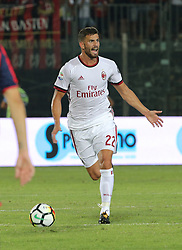 August 20, 2017 - Crotone, KR, Italy - Mato Musacchio during the Serie A match between FC Crotone and AC Milan on August 20, 2017 in Crotone, Italy. (Credit Image: © Gabriele Maricchiolo/NurPhoto via ZUMA Press)