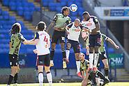 Bolton Wanderers v Colchester United 020421