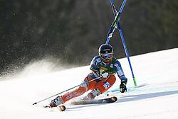 HAUGENLeifKristian of Norway competes during 10th Men's Slalom - Pokal Vitranc 2014 of FIS Alpine Ski World Cup 2013/2014, on March 8, 2014 in Vitranc, Kranjska Gora, Slovenia. Photo by Matic Klansek Velej / Sportida