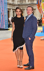 Viscount & Viscountess Weymouth at the Royal Academy of Arts Summer Exhibition Preview Party 2017, Burlington House, London England. 7 June 2017.