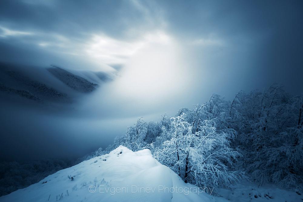 Winter Balkans