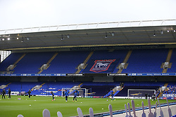 A general view of the stadium - Mandatory by-line: Arron Gent/JMP - 31/10/2020 - FOOTBALL - Portman Road - Ipswich, England - Ipswich Town v Crewe Alexandra - Sky Bet League One