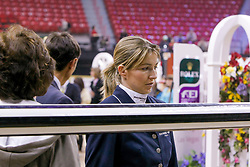 Liebherr Christina, SUI<br /> World Cup Final Jumping - Las Vegas 2009<br /> © Hippo Foto - Dirk Caremans<br /> 18/04/2009