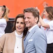NLD/Amersfoort/20190427 - Koningsdag Amersfoort 2019, Prinses Anita en Prins Pieter Christiaan