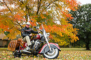 Jefferson TX Shamrock Tour story for Roadrunner Magazine with Bill Dragoo